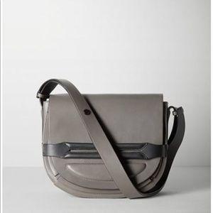 Rag and Bone Calder Saddle Bag